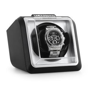 Klarstein 8PT1S, pohyblivý stojan na hodinky, 1hodinky, čierny