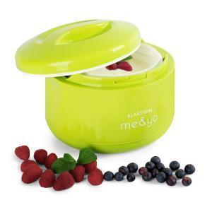 Klarstein Me&Yo, jogurtovač, 1 l, bezprúdový, zelený