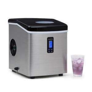 Klarstein ICE4-MR.-BLACK-FROST, 150 W, stroj na výrobu ľadu