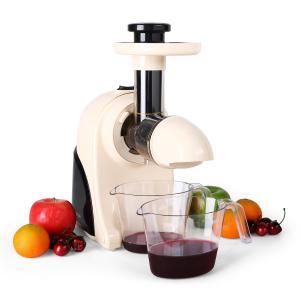 Klarstein OJ5-Fruitpresso-More, odšťavovač, 150 W, 80 ot./min.
