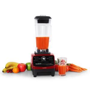 Klarstein IB-Herakles-3G-R, 1500 W, 2 litre, zelené smoothie, bez BPA, stolný mixér