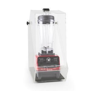Klarstein Herakles 3G, červený, stolný mixér, s krytom, 1500 W, 2,0 k, 2 litre, bez BPA