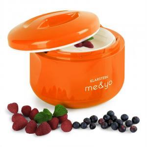 Me&Yo, 1 liter, jogrutovač, bez prúdu, oranžový