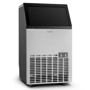 Klarstein Powericer ECO, zaradenie na výrobu kociek ľadu, 400 W, 45 kg/deň, časovač, ušľachtilá oceľ