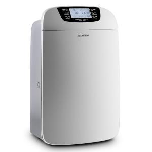 Klarstein Drybest 35, odvlhčovač vzduchu, čistič vzduchu, 35 l/24 h, svetlo strieborný