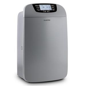 Klarstein Drybest 40, odvlhčovač vzduchu, čistič vzduchu, 40 l/24 h, čierno-sivý