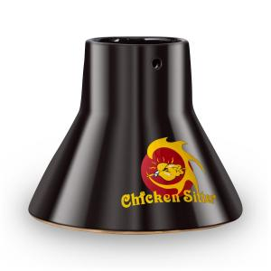 Klarstein Chicken Sitter, keramický pekáč na kura, prílušenstvo ku grilu