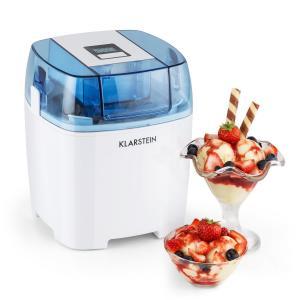 Klarstein Creamberry, 1,5 l, zariadenie na prípravu zmrzliny a mrazeného jogurtu