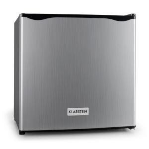 Klarstein Garfield, 65W, pultová chladnička, 40 L, nehrdzavejúca oceľ, A+