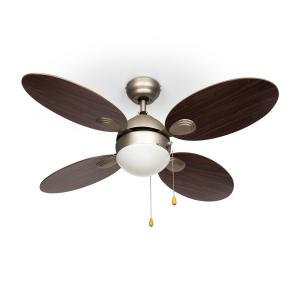 Klarstein Valderama, palisander, stropný ventilátor, 42