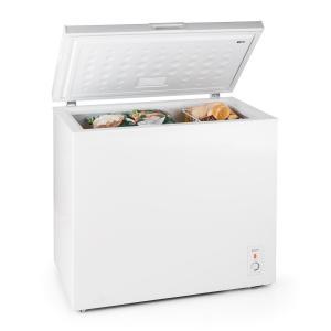 Klarstein Iceblokk, biela, mraziaci box, mraznička, 200 l, 213 kWh/a, A+