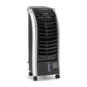 Klarstein Maxfresh BK, ventilátor, chladič vzduchu, 6l, 65 W, diaľkový ovládač, 2 x chladiaca náplň