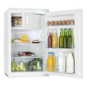 Klarstein Coolzone 120, vstavaná chladnička, A+, 105 l, mraziaci box 15 l, 54 x 88 x 55 cm