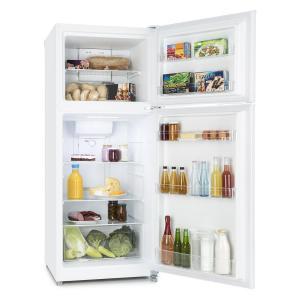 Klarstein Big Brother, biela, kombinácia chladničky s mrazničkou, 371 l, 281/90 l, A+