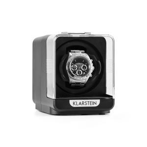 Klarstein Eichendorff, čierny, pohyblivý stojan na hodinky, 1 hodinky, 4 režimy