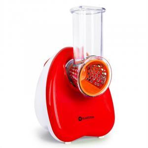 Klarstein Food Slicer, elektr. strúhadlo a krájač, 150W, červený